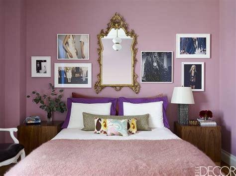 purple bedroom ideas 2018 cu 225 les las tendencias de decoraci 243 n hogar que definir 225 n el 2018