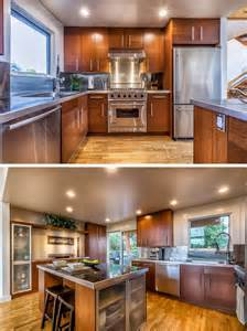 steel backsplash the stainless this kitchen use arrow keys view more kitchens swipe photo