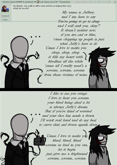 deviantart ask creepypasta 118 best images about creepypasta comics on pinterest