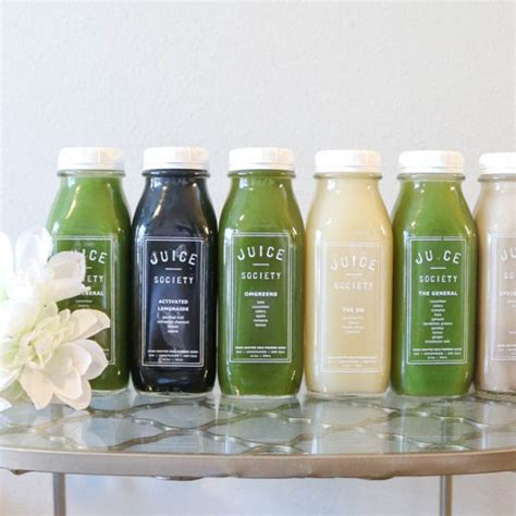 Juicing Detox Near Me by A Day In The Of A Juice Society Cleanse Passport To