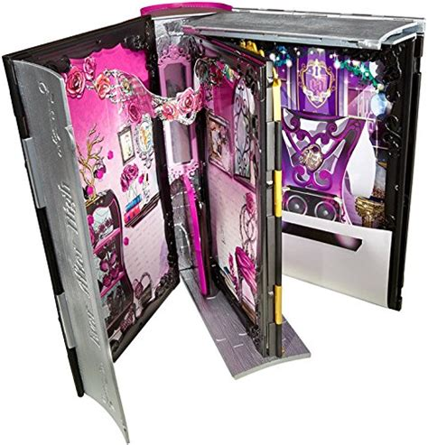 Everafter Furniture by After High Thronecoming Briar Doll And