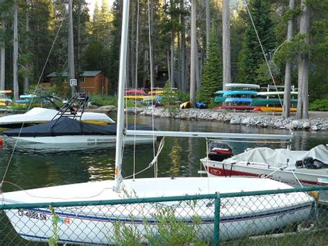 boat storage truckee the private donner lake property owners beach is for