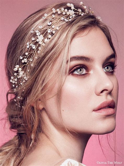 One Side Hairstyles Accessories by 33 Wedding Hairstyles You Will Absolutely The Best