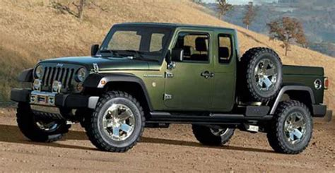 new jeeps coming out jeep is coming out with a truck in 2017