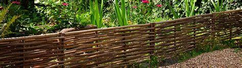 Beeteinfassung Haselnuss The Garden Shop Unsere Beeteinfassungen Aus Holz