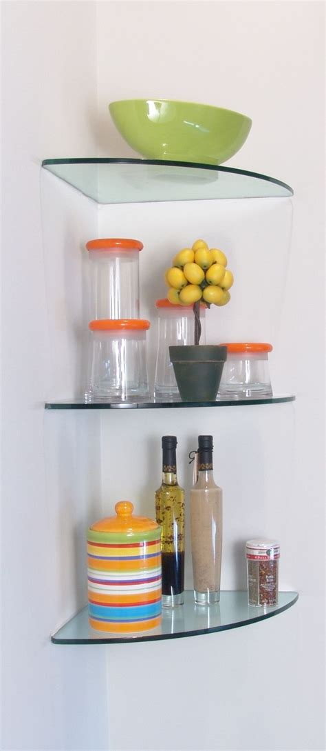 Best Shelf by 15 Collection Of Floating Glass Shelves