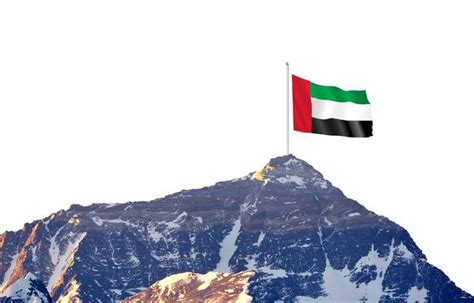 uae armed forces  conquer mt everest emirates