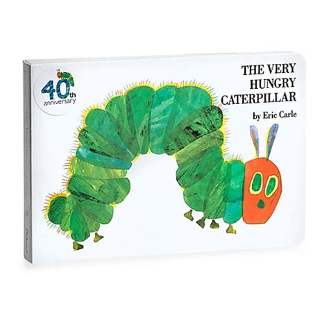 livre the very hungry caterpillar eric carle the very hungry caterpillar by eric carle www buybuybaby com
