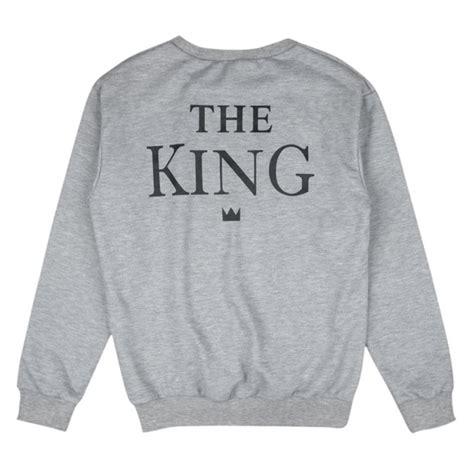 Sweater Coupel King Lp pulli king partner pullover paar bedruckt shirt neu ebay