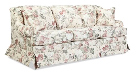 floral couches sofia queen sleeper sofa floral levin furniture