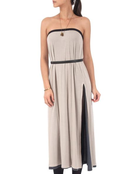 Versatile Wardrobe by Reversible Maxi Skirt And Dress By Loomstate