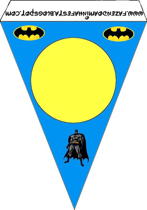 printable brave birthday banner batman free party printables oh my fiesta in english