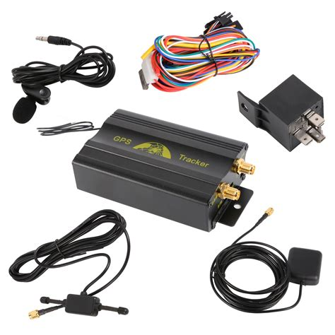Alarm Motor Gps auto car gsm sms vehicle car gps tracker tracking device