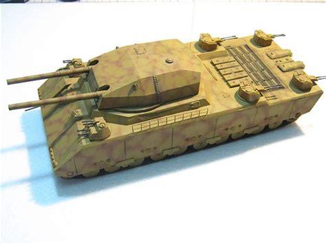 p1000 price 1 144 landkreuzer p 1000 ratte type 2 two barrel version