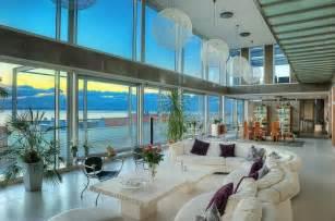 oceanview house plans stunning modern ocean view home with open floor plan idesignarch interior design