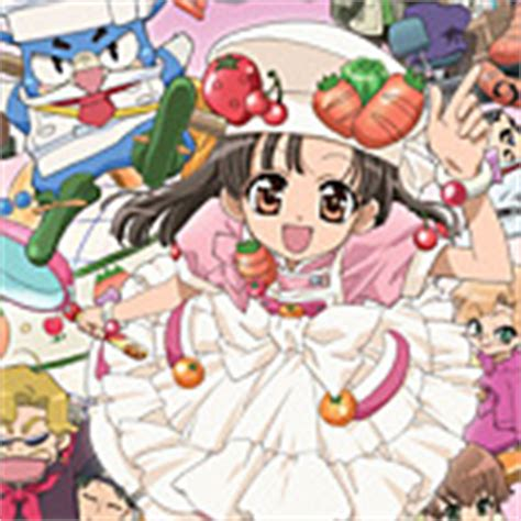 anime cooking idol cookin idol i my mine クッキン アイドル アイ マイ まいん cookin