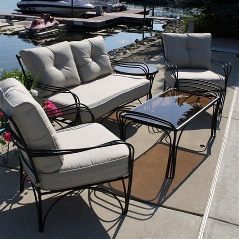 lyon shaw patio furniture the hudson seating collection by lyon shaw patio