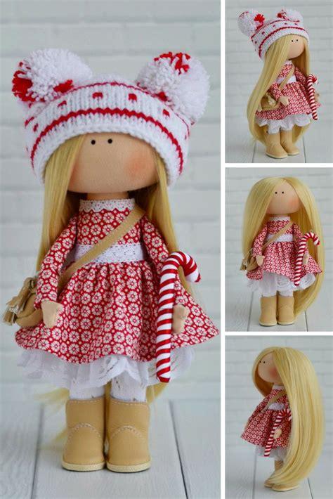 doll handmade 758 best handmade dolls images on fabric dolls