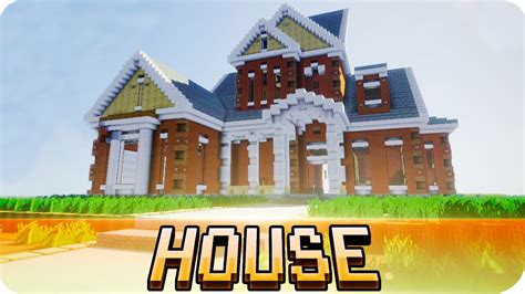 minecraft house maps minecraft american home house map w download youtube