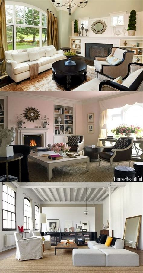 Simple tips to renovate your living room with spring inspiration interior design