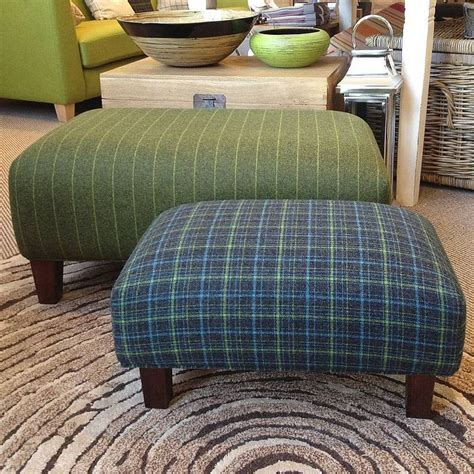 Footstool Upholstery by 25 Best Ideas About Large Footstools On