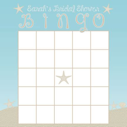 blank bridal shower bingo template free printable blank bingo cards for bridal shower