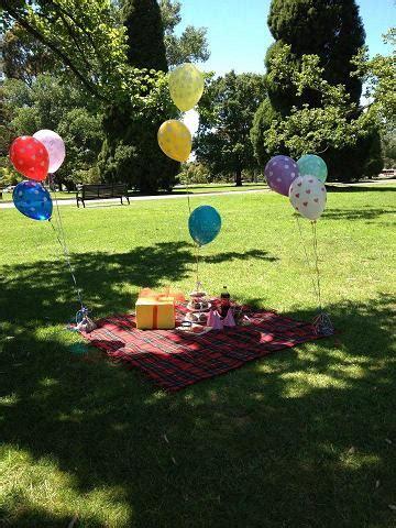 Outdoor Event Decoration Ideas Cumplea 241 Os De Primavera 161 Al Aire Libre