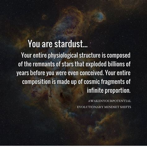 All That We Is Our Soul 25 best stardust quotes on pretty words