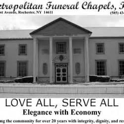 metropolitan funeral chapels funeral services