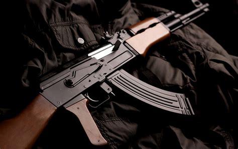 wallpaper 4k gun kalashnikov ak 47 weapon gun military rifle y wallpaper