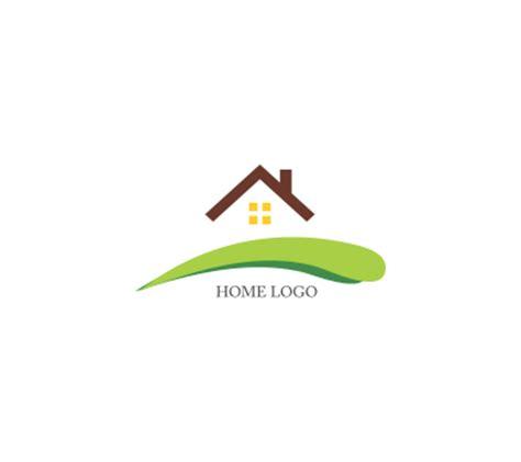 house logo design vector vector green house building psd logo inspiration idea