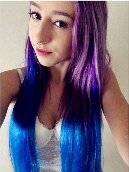 best shoo for colored hair 265 best hair color colored extensions images on