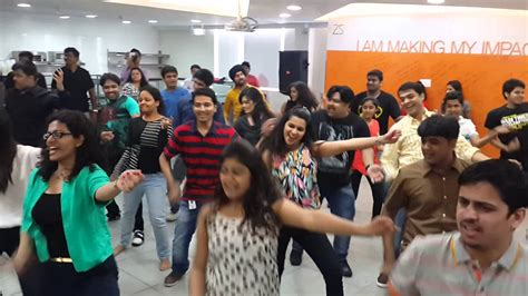 Zs Associates Mba by Zs Associates Pune Flash Mob
