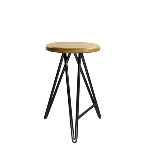 Wood And Iron Counter Stools by Harpoon Wood And Iron Counter Stool Stylish
