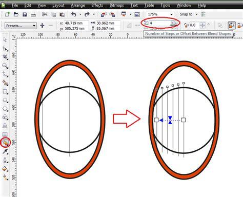 tutorial membuat logo nike dengan coreldraw x4 tutorial membuat logo ac milan dengan coreldraw x4