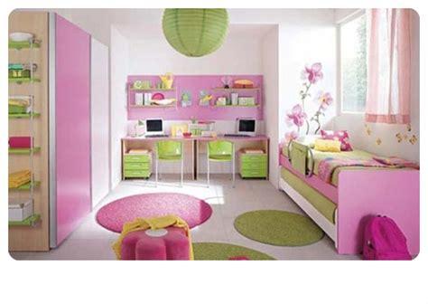 desain  dekorasi kamar tidur anak perempuan