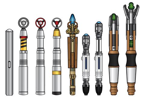 Dr Who Sonic Screwdriver Looks Jusssst Right by Sonic Screwdrivers By Cosmicthunder On Deviantart