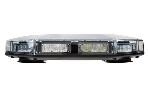 Led Mini Light Bars Magnetic Mounted Emergency Led Light Bar With Toggle Adapter 360 Degree Strobing Led Mini