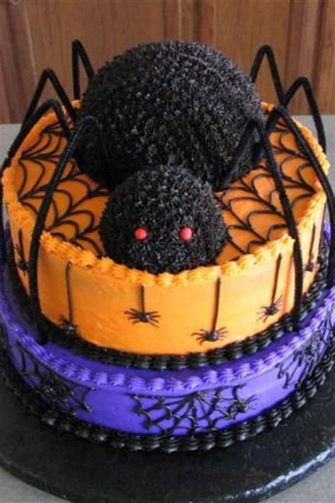 halloween cakes   frightfully delicious southern living