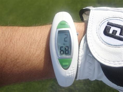 golf product review scoreband