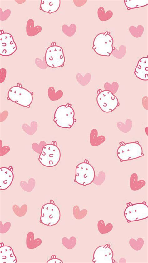 kawaii wallpaper pink pink and wallpaper image wallpaper