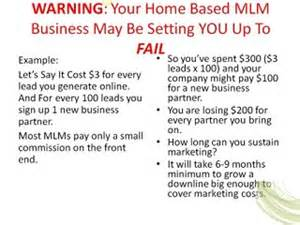 How To Market A Small Home Based Business Based Mlm Business Opportunity 171 Business Opportunities
