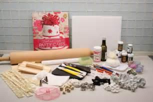 cake decorating supplies basic cake decorating kit cakejournal