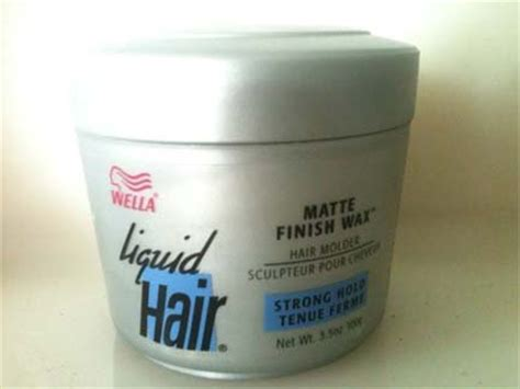 Dave Levin Pomade Matte Strong Hold pomades waxes wella liquid hair matte finish wax soft hold3 4 oz