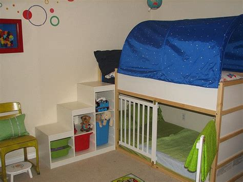 Bunk Bed With Crib On Bottom 25 Best Ideas About Bunk Bed Crib On Pinterest Small Toddler Bed Bunk Beds For Toddlers And