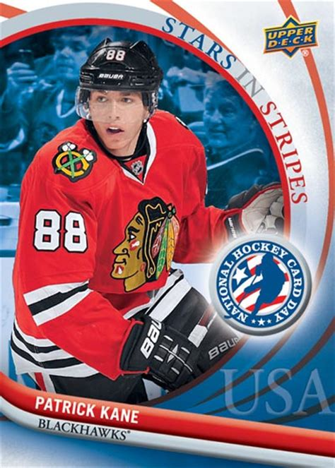 how to make a hockey card celebrate national hockey card day this saturday with free
