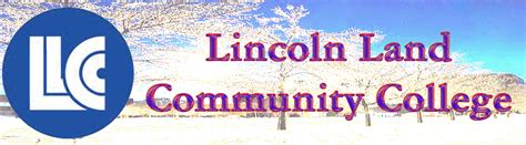 lincoln land community college information