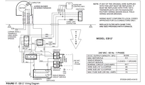 coleman evcon wiring diagram mobile home intertherm