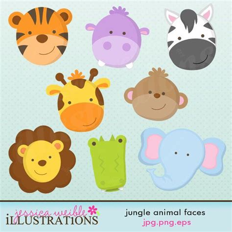 printable jungle animal images image gallery jungle safari animals printables