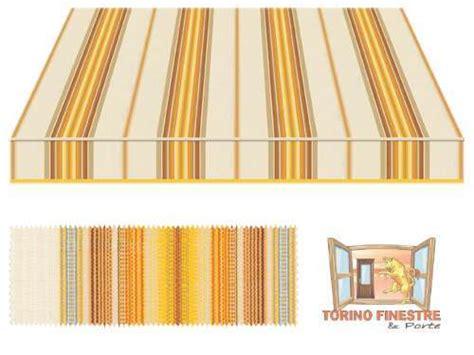 offerte tende da sole tempotest tende da sole tempotest gialli 774 58 tessuto in acrilico